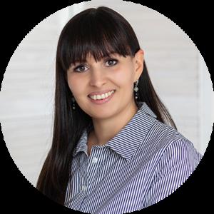 Ольга преподаватель испанского языка в школе иностранных языков Lingva Zoom